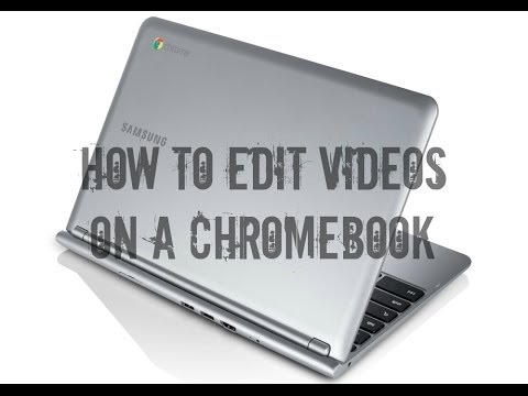 How To: Edit Videos with CHROMEBOOK & YouTube Editor *FREE*, No Downloads Required