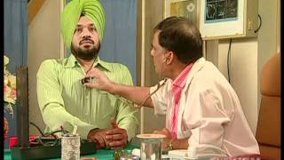 Meri Vahuti Da Viyah Comedy Clips - Ghuggi Suffers From Chest Pain - Punjabi  Funny  Videos