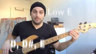 How to Play on Bass