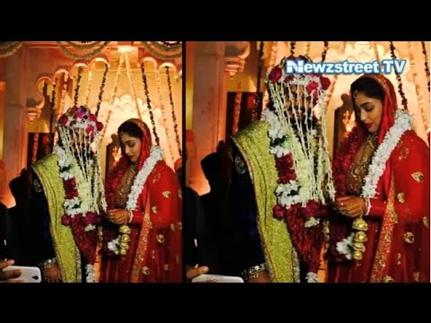 Leaked pics of TV Akbar Rajat Tokas's wedding with Srishti Nayyar