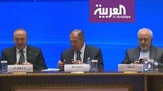 الضامنون التقوا في استانا بغياب النظام  والمعارضة