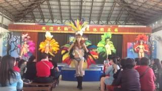 Sontenkan ladyboy show.samba+taiwan medlay song
