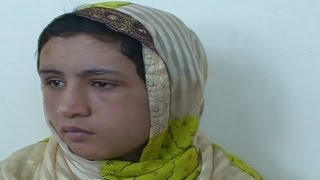 13 Year Old Afghan Tortured by Husband