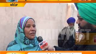 My house ruined  police - mother deceased gangster Manna