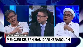 Panas! Ali Ngabalin vs Rocky Gerung Debat Soal Gugatan MK  #Layar Demokrasi