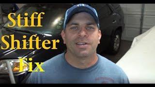 Stiff/stuck shifter - Acura MDX 2003-'13 - Ozzstar