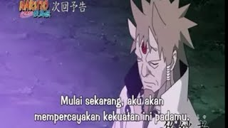 Naruto Shippuden episode 468 subtitle indonesia review - Sang Penerus HD
