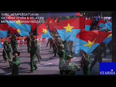 STRATEGI INDONESIA MAMPU MENGALAHAN AMERIKA DI PERANG VIETNAM...?