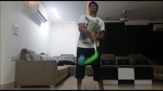 Floorball Zorro by Vansh - Maxfort School Rohini