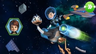 Miles From Tomorrowland Full Episode Game for Kids - Miles Interstellar Mission - HD DISNEY ENGLISH