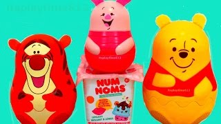 TOYS SURPRISE Winnie The Pooh NESTING CUPS