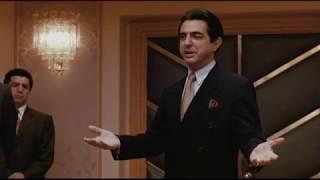 El Padrino III (1990) - Si no queréis dar, Yo tomaré (escena del helicóptero)