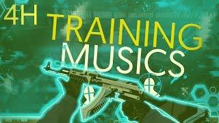 4 HOURS CS:GO Mix | Training Music - Warmup Music