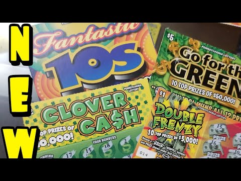 Xxx Mp4 NEW 1 2 5 And 10 Pa Lottery Scratch Tickets 3gp Sex