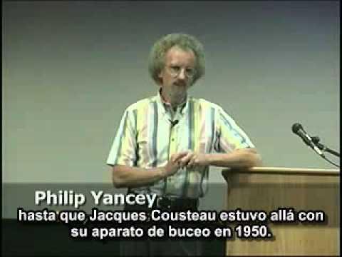 Philip Yancey en español Rumores de Otro Mundo Parte 2 de 4