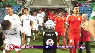 2018 Singapore Premier League Goal Compilation Week 7