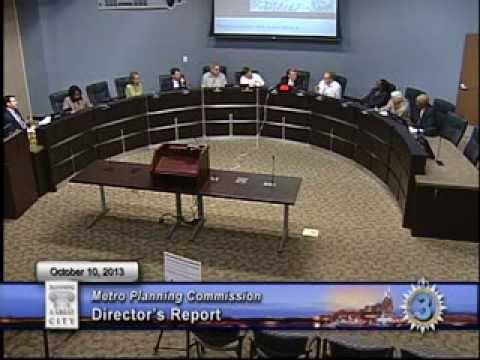 10/10/13 Planning Commission Meeting