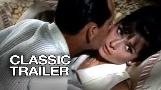 Paris When It Sizzles (1964) Official Trailer - Audrey Hepburn, William Holden Movie HD