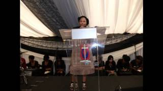 Mam Thabsile Mahlaba - Don't be a practice ground
