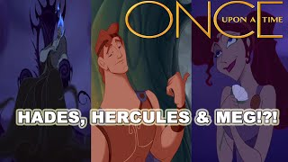 Hades, Hercules, and Meg Are Coming to Once Upon A Time Season 5!?|Otherobert