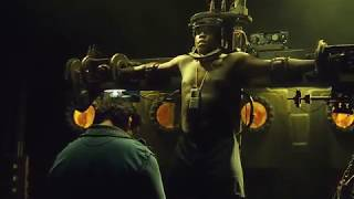 Saw 3 - Twist machine trap (Jeff, Halden and Timothy Young)