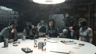 Alien Isolation Crew Expendable Full Game Walkthrough Ending