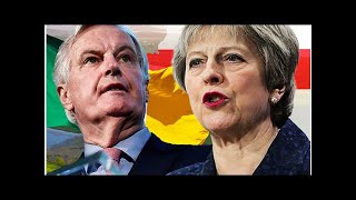 Brexit BREAKTHROUGH: Britain to present BRAND NEW divorce plan to Barnier on FRIDAY