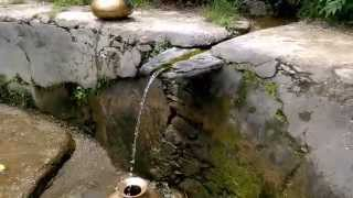 Pata - Pure water from the depth of the mountain  ( Garhwali Video )