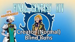 Alexander - Creator (Normal) Blind Runs