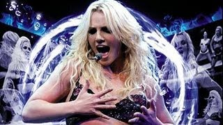 Britney Spears Hot As Ice Full Song Live Performance The Circus Tour 2009