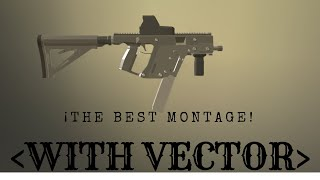 MONTAGE VECTOR | Operation Scorpion | Roblox