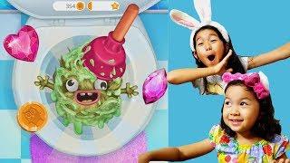 無課金でどこまで遊べる?ゲーム実況☆お掃除しよう!素敵に飾ろう!Sweet Baby Girl Cleanup 5 himawari-CH