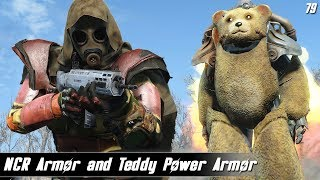 Fallout 4 Mods Week 79 - NCR Armor and Teddy Power Armor