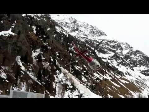 Aérospatiale AS-350 B3 Ecureuil - HB-XQJ - Air-Glaciers @ Arolla (VS)