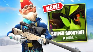 Sniper Shootout is Back Again!! 17 Elims With New Grimbles Skin!!