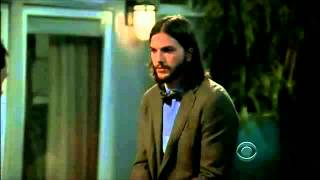 Two and a Half Men Season 9 Episode 10 - Funniest Ending Scene