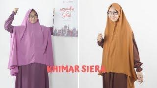 KHIMAR SIERA NEW FRESH COLOR by Hijab Alila