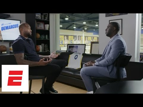 Xxx Mp4 FULL DeMarcus Cousins Exclusive Interview On Free Agency Warriors Fan Reaction More ESPN 3gp Sex