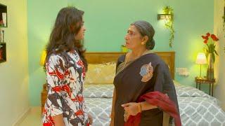 Bhramanam | Grandma raises questions against Haritha | Mazhavil Manorama