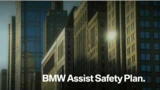 BMW Assist Safety Plan