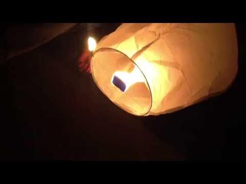Física principio de Arquimides globo aerostático