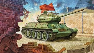 Battle Stations: T-34 Russian Victory (HQ with Extras)