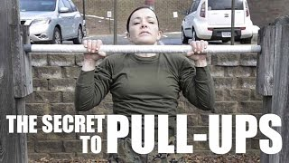 The Secret to Pull-Ups   How to Go From 0 to 20+
