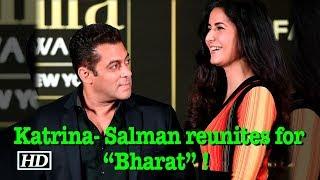 """Will Katrina- Salman reunites for """"Bharat""""- Director Clarifies"""