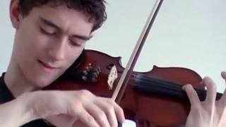 Genesis for Violin Solo
