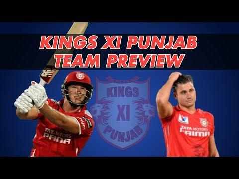 Xxx Mp4 IPL 2018 Kings XI Punjab Preview Probable XI 3gp Sex