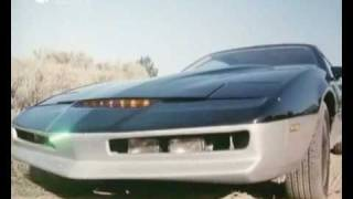 Knight Rider - Karr vs. Kitt The Final Fight (Deutsch)