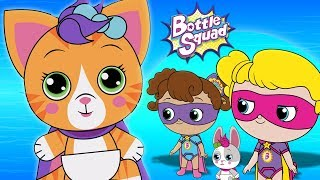 Who Stole Our Milk | Bottle Squad Superheroes | Stories For kids | Cartoon Video by Kids Tv