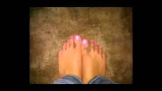 My Friend's Feet