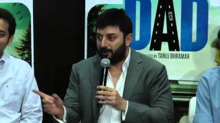 Arvind Swamy At Song Launch Of His Film 'Dear Dad' With Star Cast